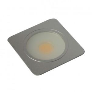 Світильник світлодіодний 3Вт (Хром)